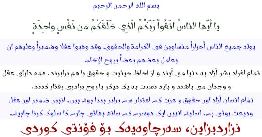 Banan Arabic Fonts