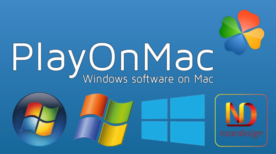 PlayOnMac - Run Windows software on Mac without Installing Windows.